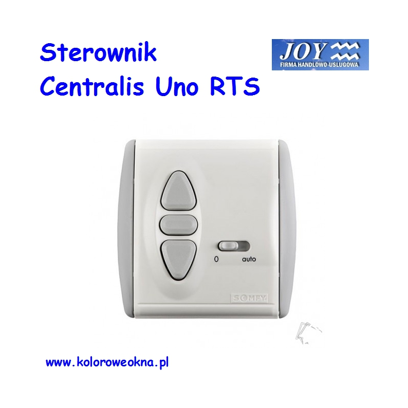 sterownik centralis uno rts