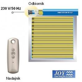 N10R Napęd rurowy z odbiornikiem radiowym