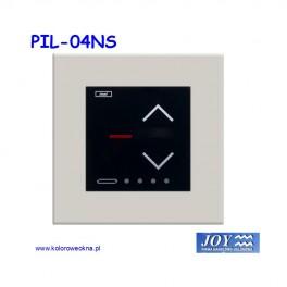 Pilot 4 kanałowy PIL-04NS