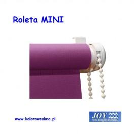 Roleta MINI 50cm A0 wewnętrzna naokienna
