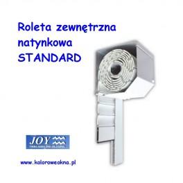 Roleta Zewnętrzna ALU STANDARD PA39
