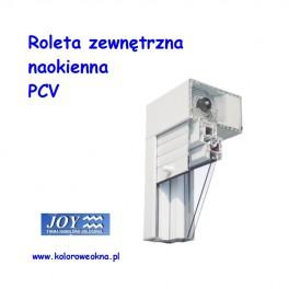 Roleta Zewnętrzna PCV NAOKIENNA PA39